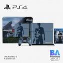PlayStation 4 + Uncharted Nathan Drake Collection