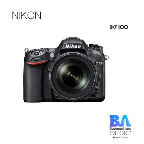 Nikon D7100 18/140mm