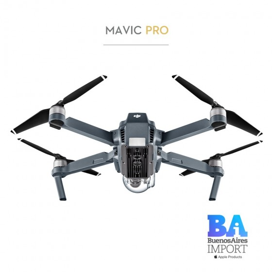 Dji Mavic Pro Camara 4k Gps Activetrack Drone 65 Km