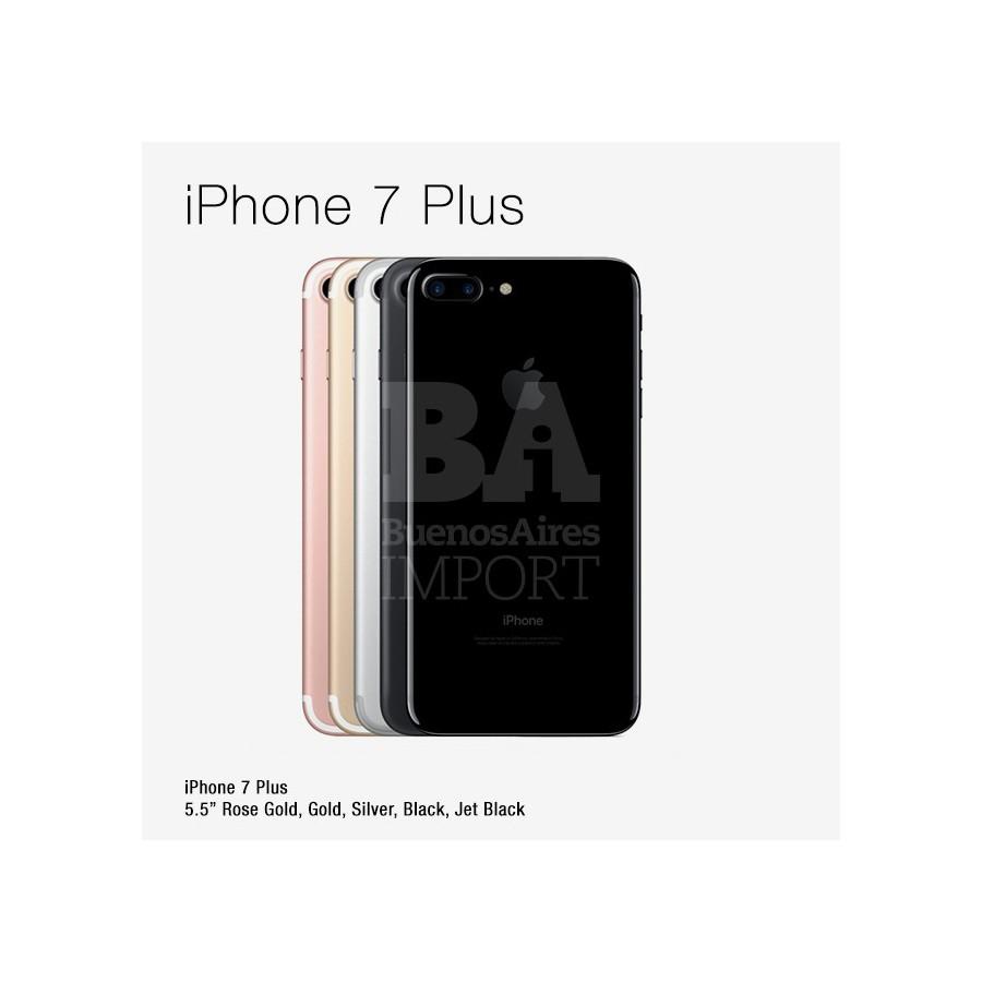 New iPhone 7 Plus [256GB]