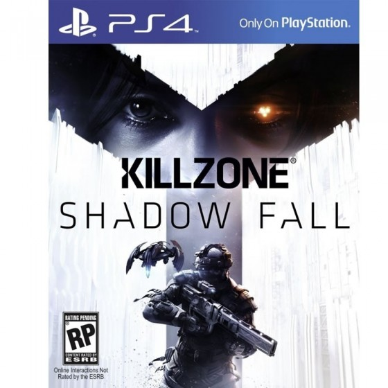 PlayStation 4  Killzone Shadow Fall Ps4