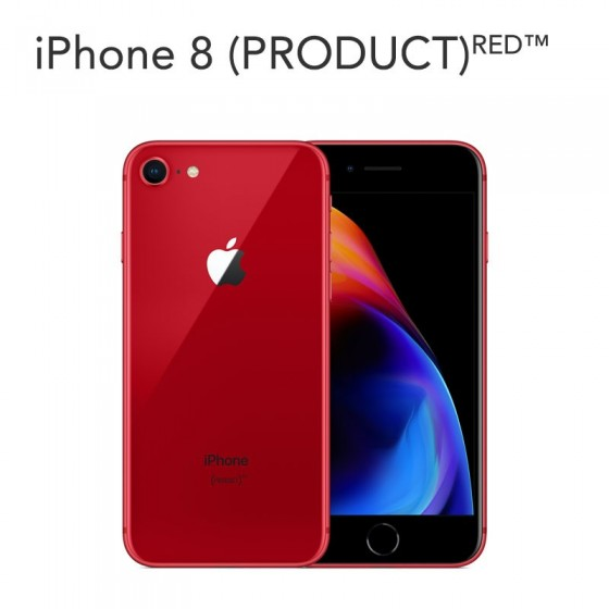 iPhone 7 RED [256GB]