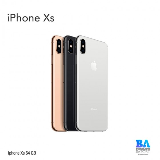 iPhone Xs - 64 GB