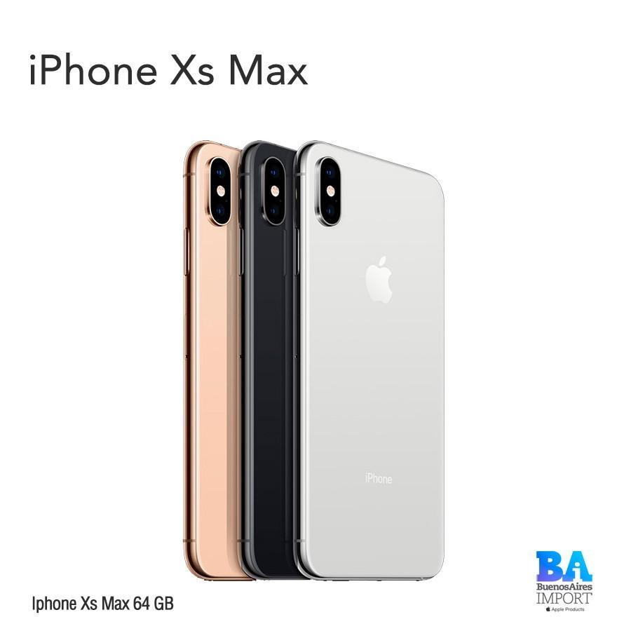iPhone XsMax - 64 GB