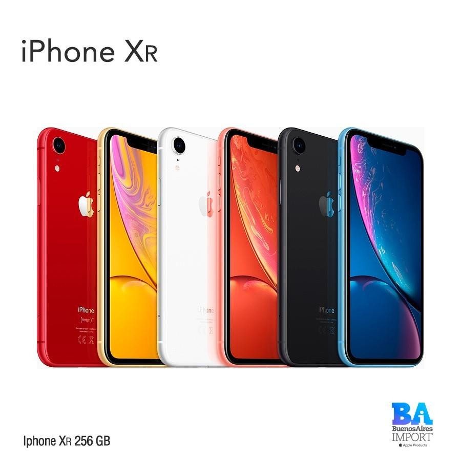 iPhone XR - 256 GB