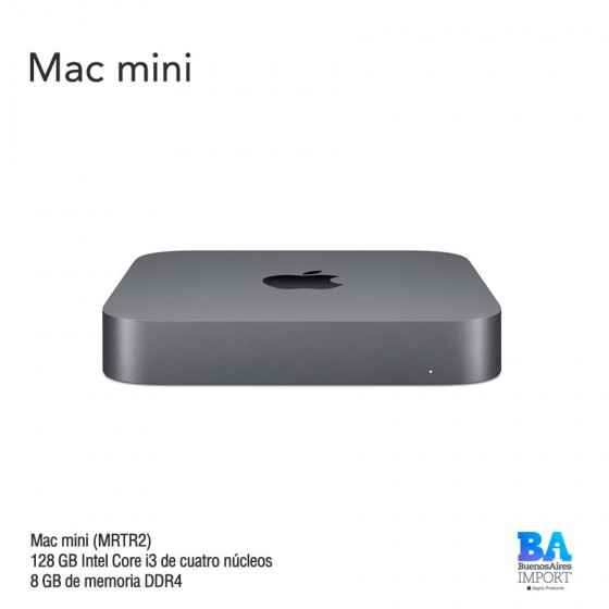 Mac Mini [MRTR2] 128 GB Intel Core i3