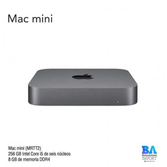 Mac Mini [MRTT2] 256 GB Intel Core i5