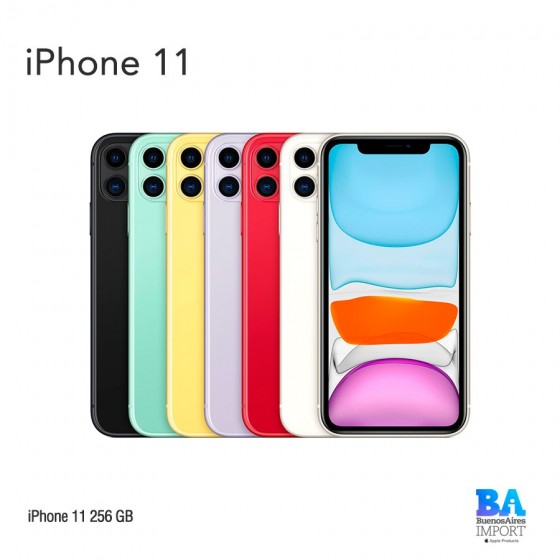 iPhone 11 - 256 GB