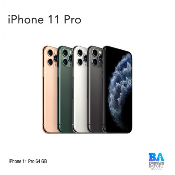 iPhone 11 Pro- 64 GB