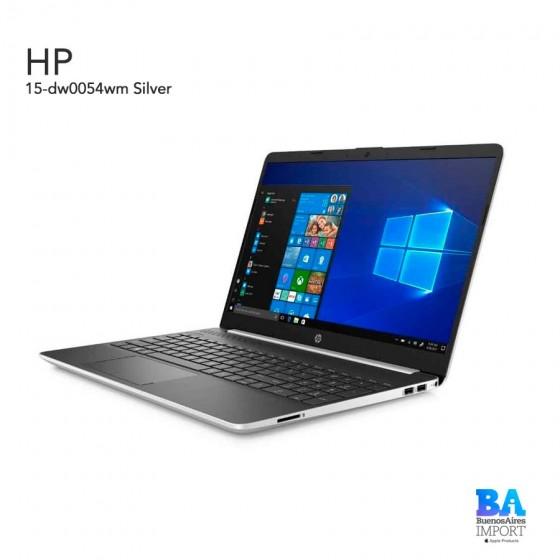 HP 15-dw0054wm Silver