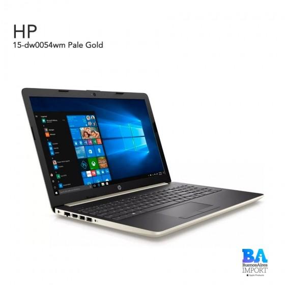 HP 15-dw0054wm Pale Gold