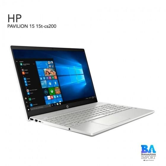 HP PAVILION 15 15t-cs200 Mineral Silver