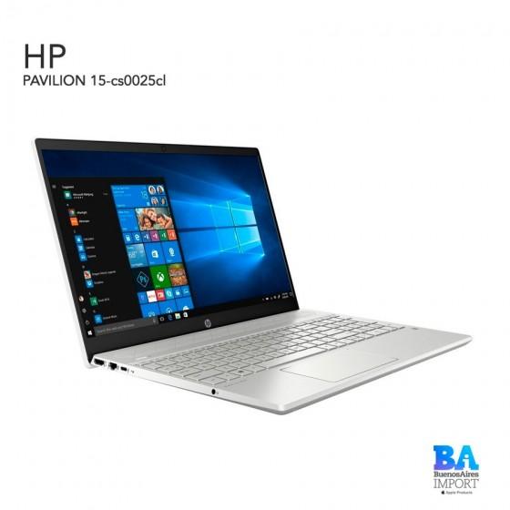 HP PAVILION 15-cs0025cl Silver