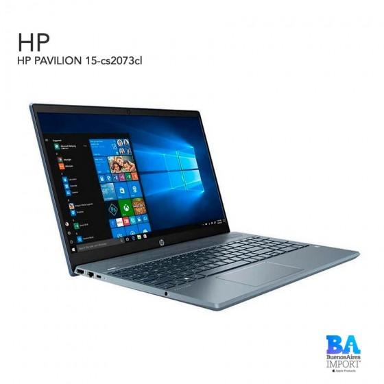HP PAVILION 15-cs2073cl Blue