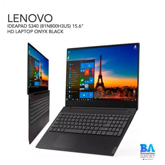 LENOVO IDEAPAD S340 ONYX BLACK