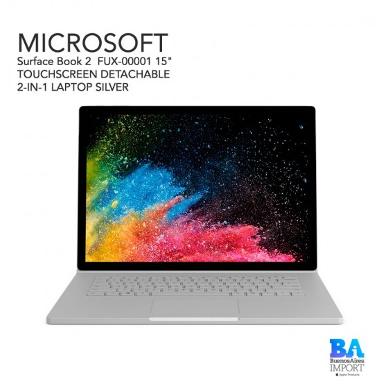 MICROSOFT Surface Book 2 15""