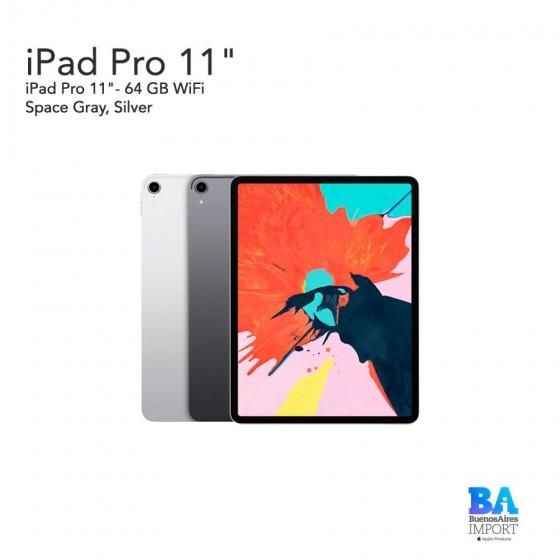 iPad Pro 11' - 64 GB WiFi