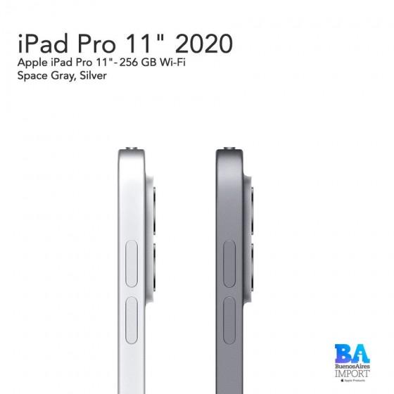 iPad Pro 11'- 256 GB WiFi 2020
