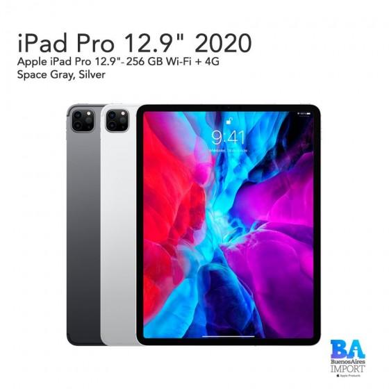 iPad Pro 12.9'- 256 GB WiFi + 4G 2020