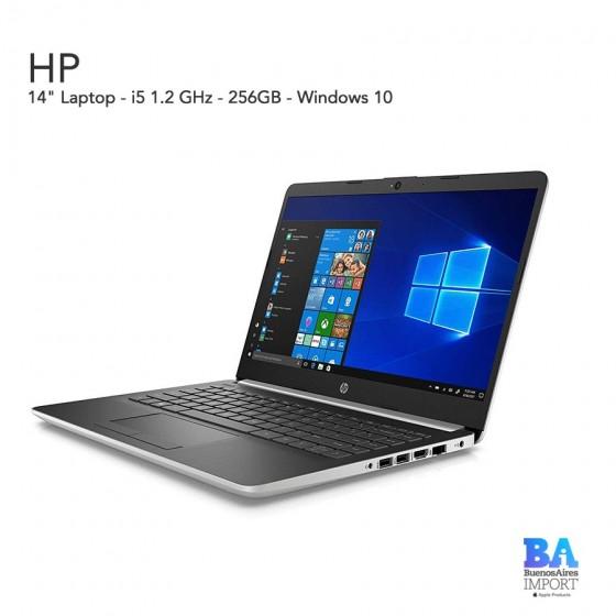 "HP 14"" Laptop - i5 - 1.2 GHz - 256 GB"