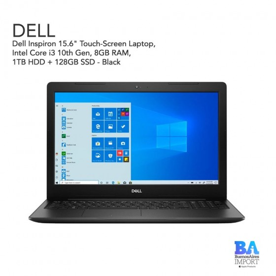 """Dell Inspiron 15.6"""" Touch-Screen Laptop"""