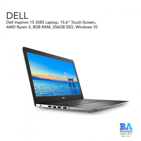 "Dell Inspiron 15 3585 Laptop, 15.6"" - 2.5 GHz - AMD Ryzen 3 2200U - 256GB SSD"