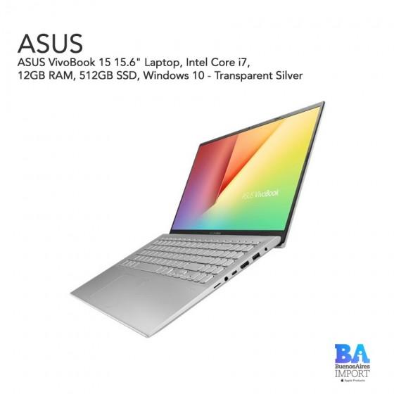 "ASUS VivoBook 15 15.6"" - I7 - 512GB SSD"