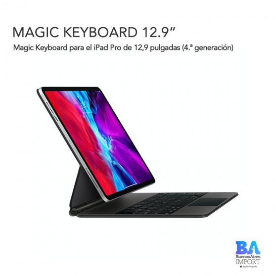 Magic Keyboard iPad Pro de 12,9 pulgadas (4.ª generación)
