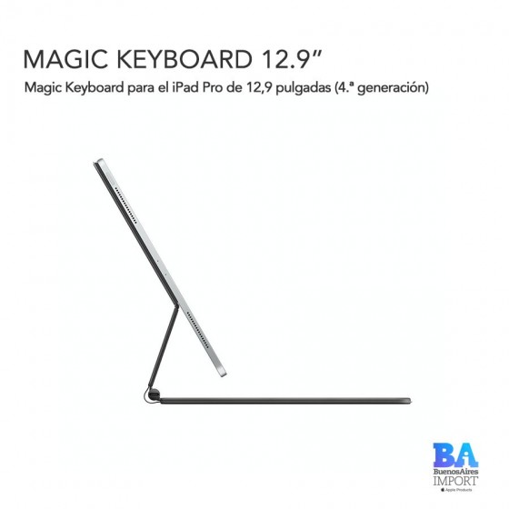 Magic Keyboard iPad Pro de 12,9 pulgadas (4.ª generación)
