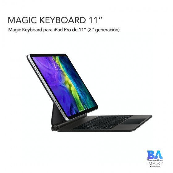 Magic Keyboard iPad Pro de 11 pulgadas (2.ª generación)