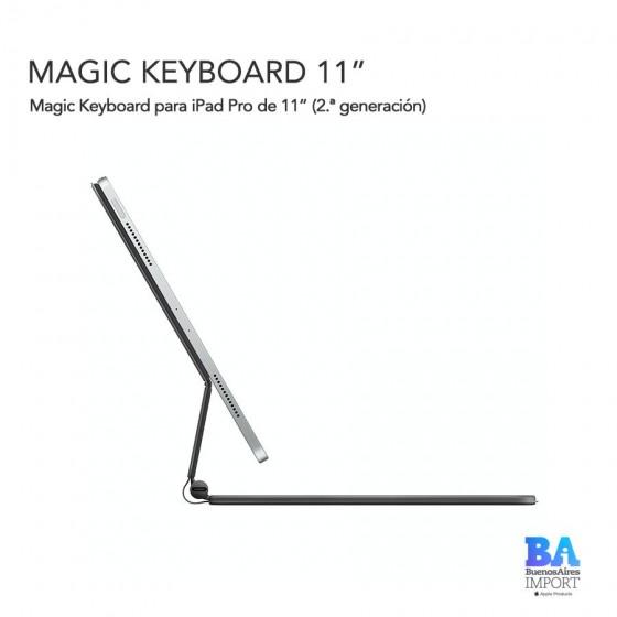 Magic Keyboard iPad Pro de 11 pulgadas (2.ª generación)