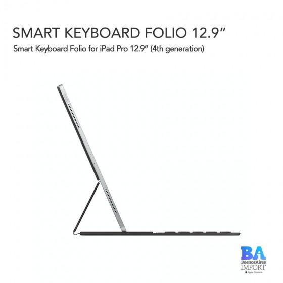 Smart Keyboard Folio 12.9 pulgadas (4.ª generación)