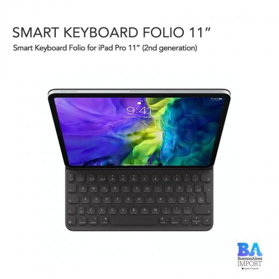 Smart Keyboard Folio 11 pulgadas (2.ª generación)
