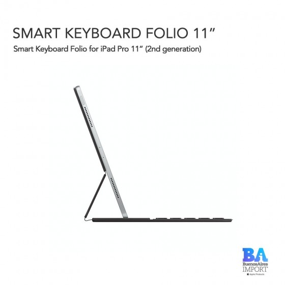 Smart Keyboard Folio 11 pulgadas (2.ª generación)