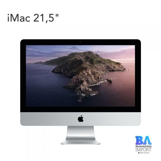 "iMac 21"" [MMQA2] i5 2.3GHz/3.6GHz - 1TB"