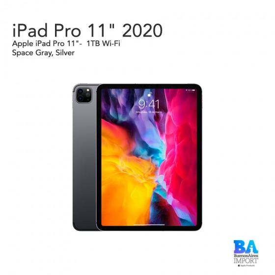 iPad Pro 11'- 1TB WiFi 2020