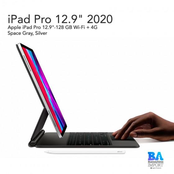 iPad Pro 12.9'- 128 GB WiFi + 4G 2020