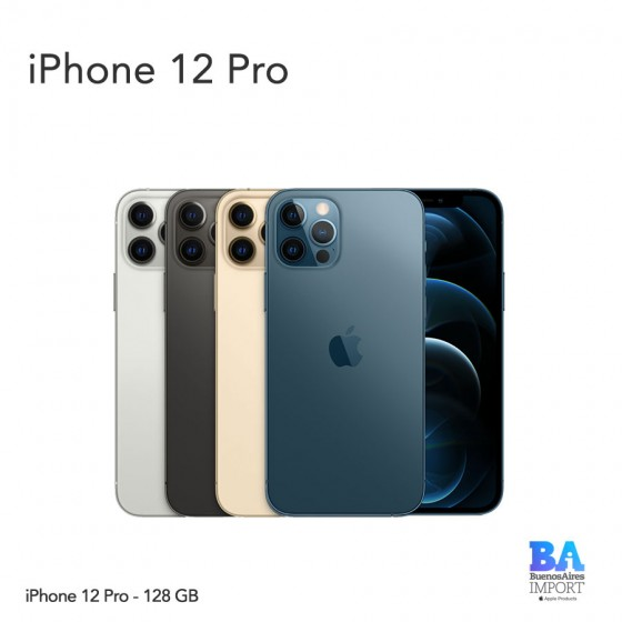 iPhone 12 Pro - 128 GB
