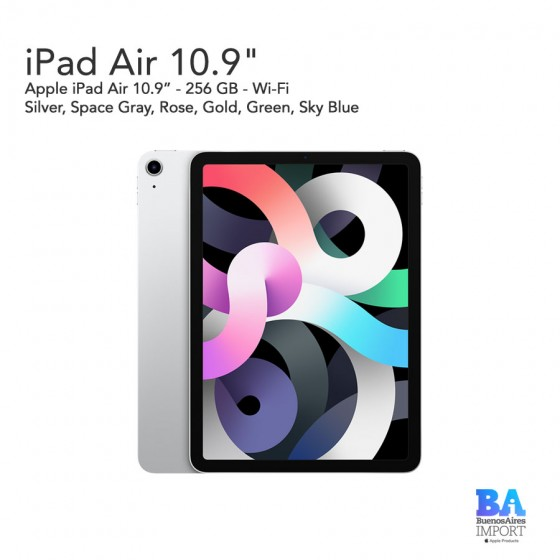 """Apple iPad Air 10.9""""- 256 GB Wi-Fi"""