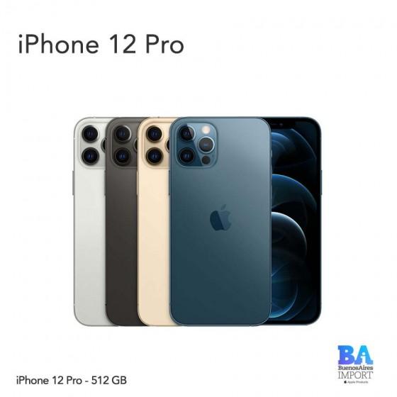 iPhone 12 Pro - 512 GB