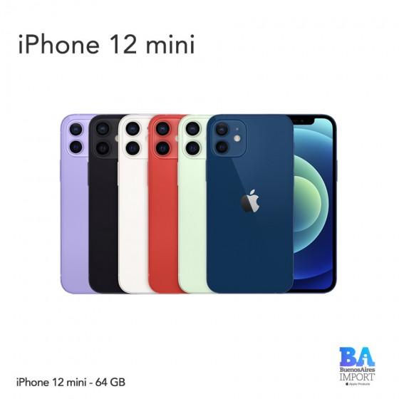 iPhone 12 mini - 64 GB