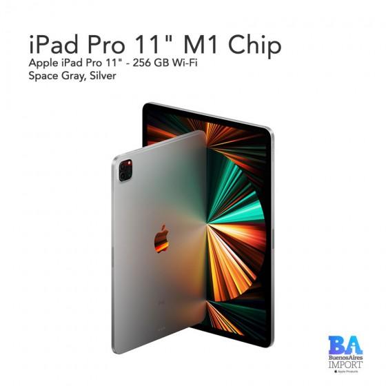 """iPad Pro 11"""" M1 Chip - 256 GB WiFi 2021"""