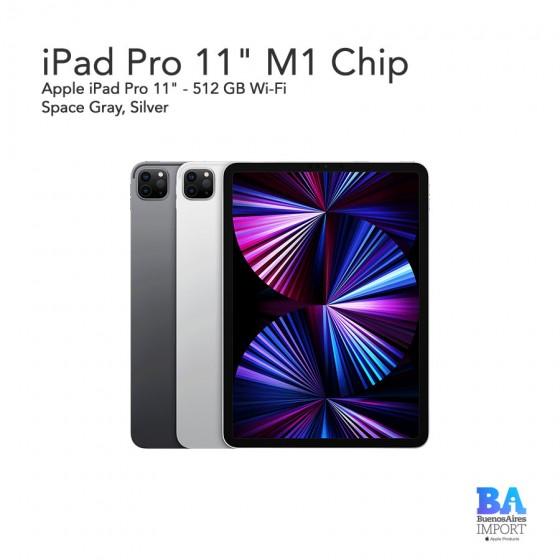 """iPad Pro 11"""" M1 Chip - 512 GB WiFi 2021"""