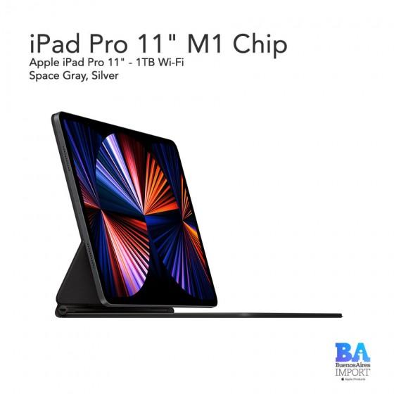 """iPad Pro 11"""" M1 Chip - 1TB WiFi 2021"""